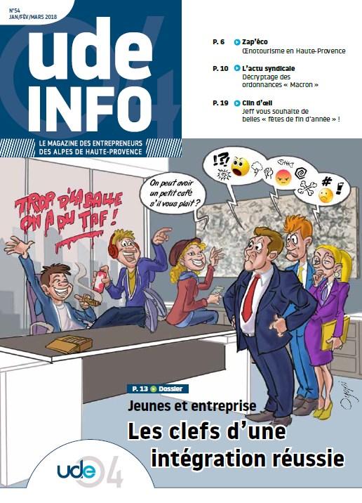 UDE info n°54