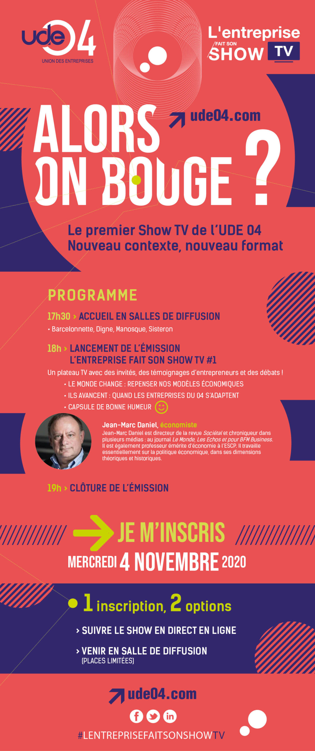 E-mailing-N°3 programme - 2020
