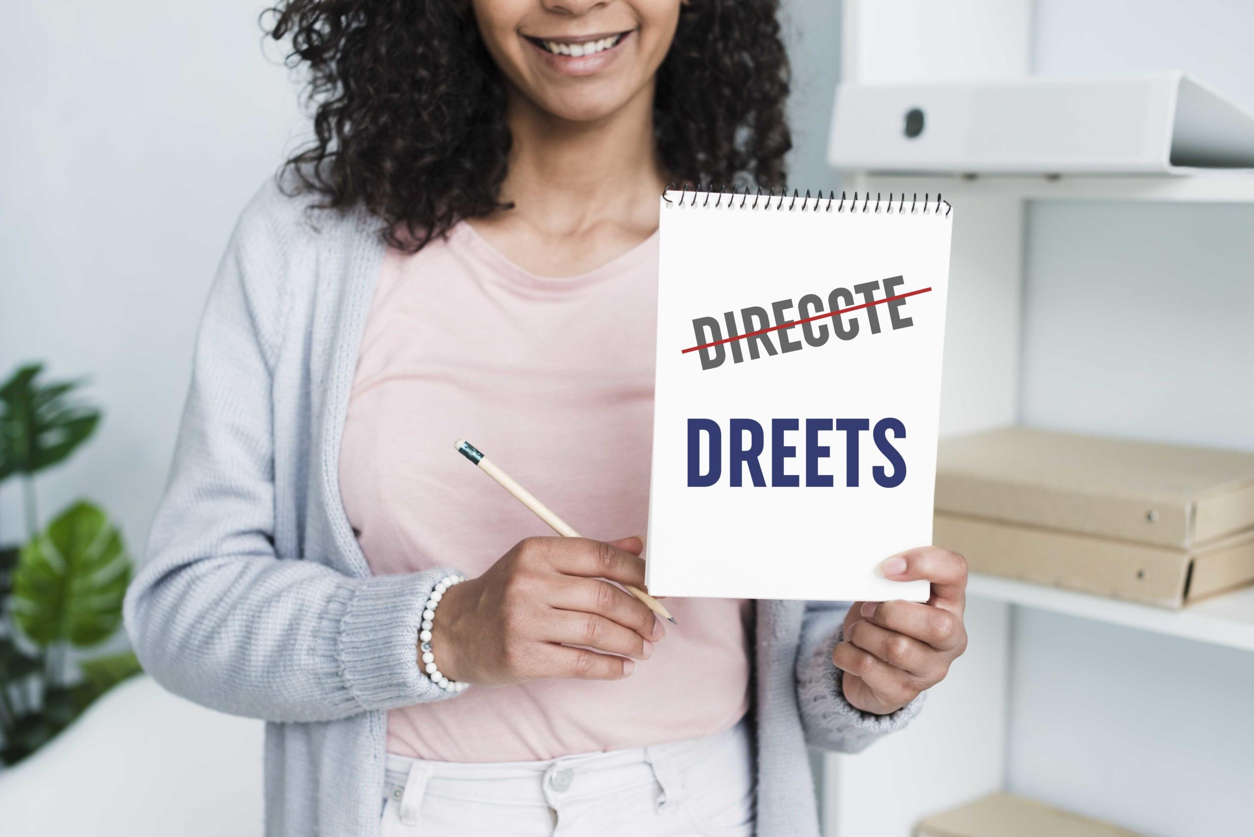 DIRECCTE DEVIENT DREETS