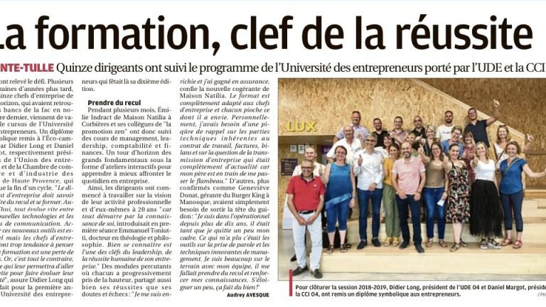 La Provence Universite