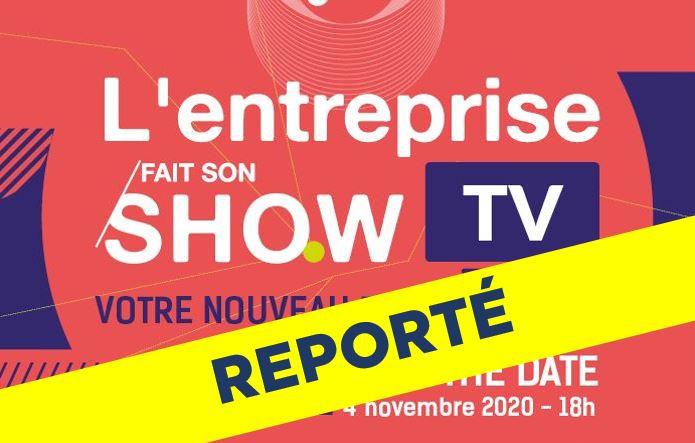 VISUEL REPORT SHOW TV