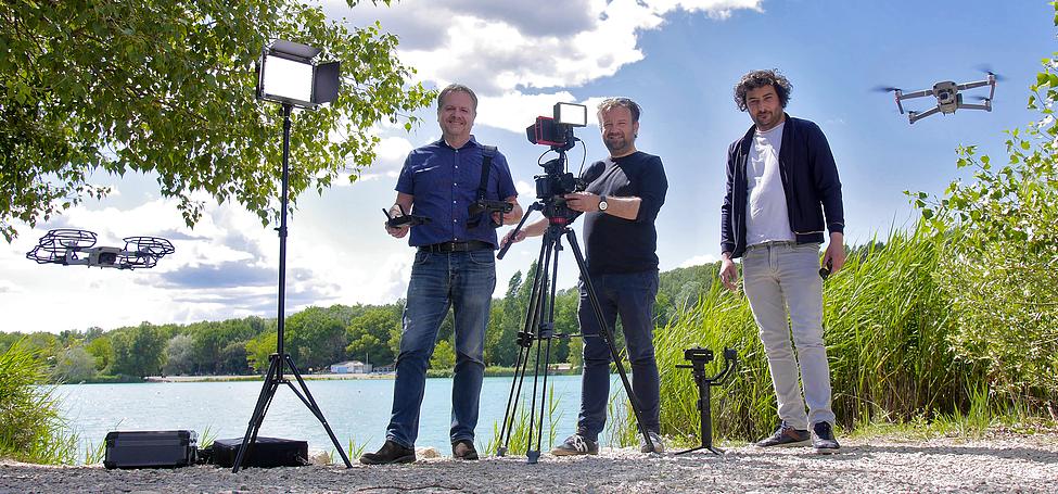 L'équipe Meridian Films