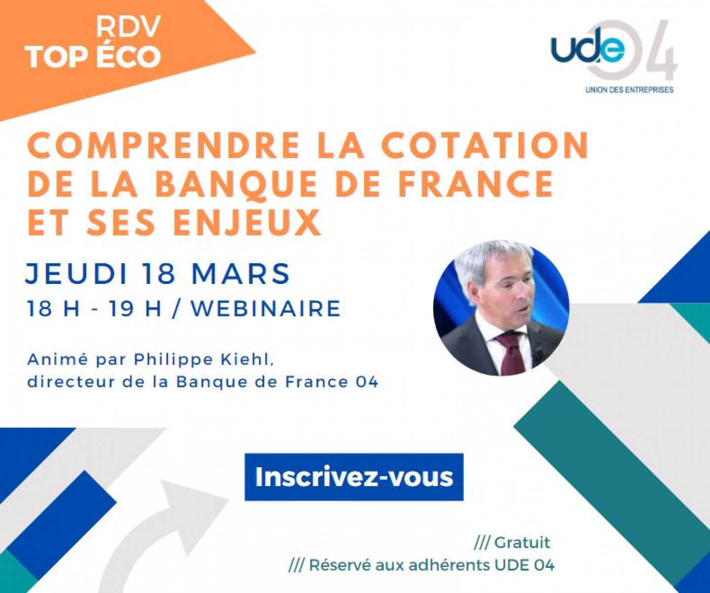 Visuel cotation Banque de France