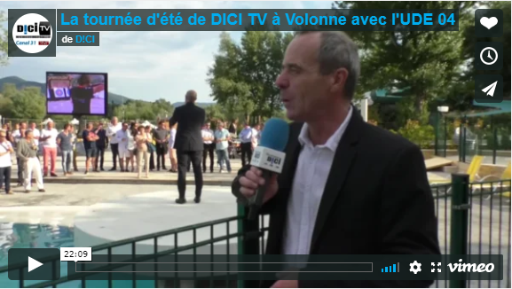 Reportage DICI TV_Olympiades