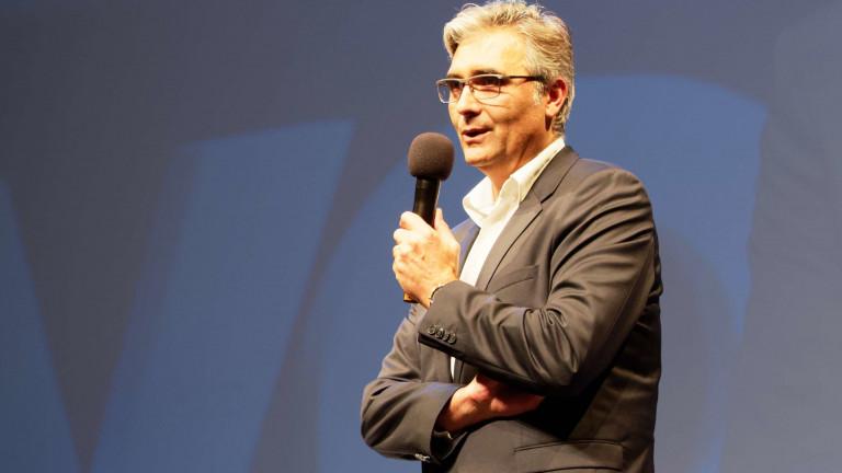 Didier Long président UDE 04