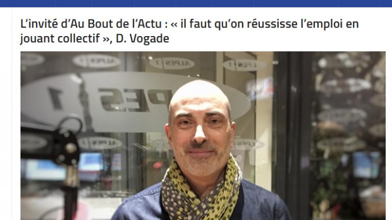 ITW Denis Vogae_Au bout de l actu