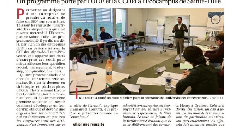 Universite entrepreneurs_la provence