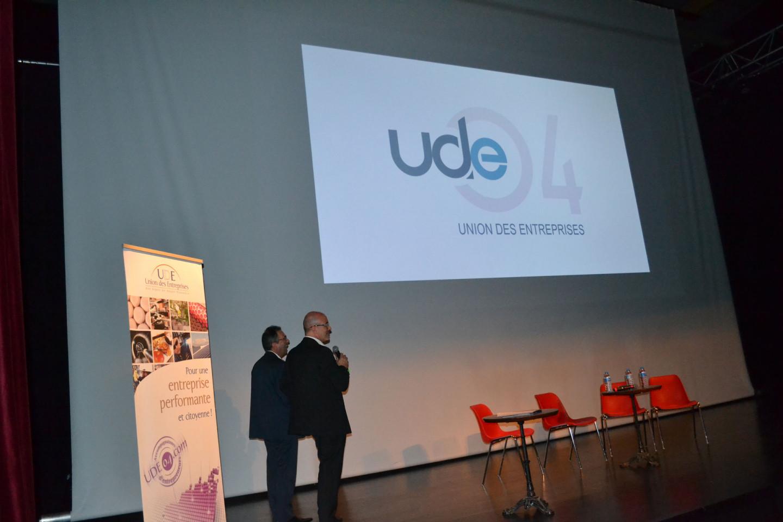 Présentation logo UDE