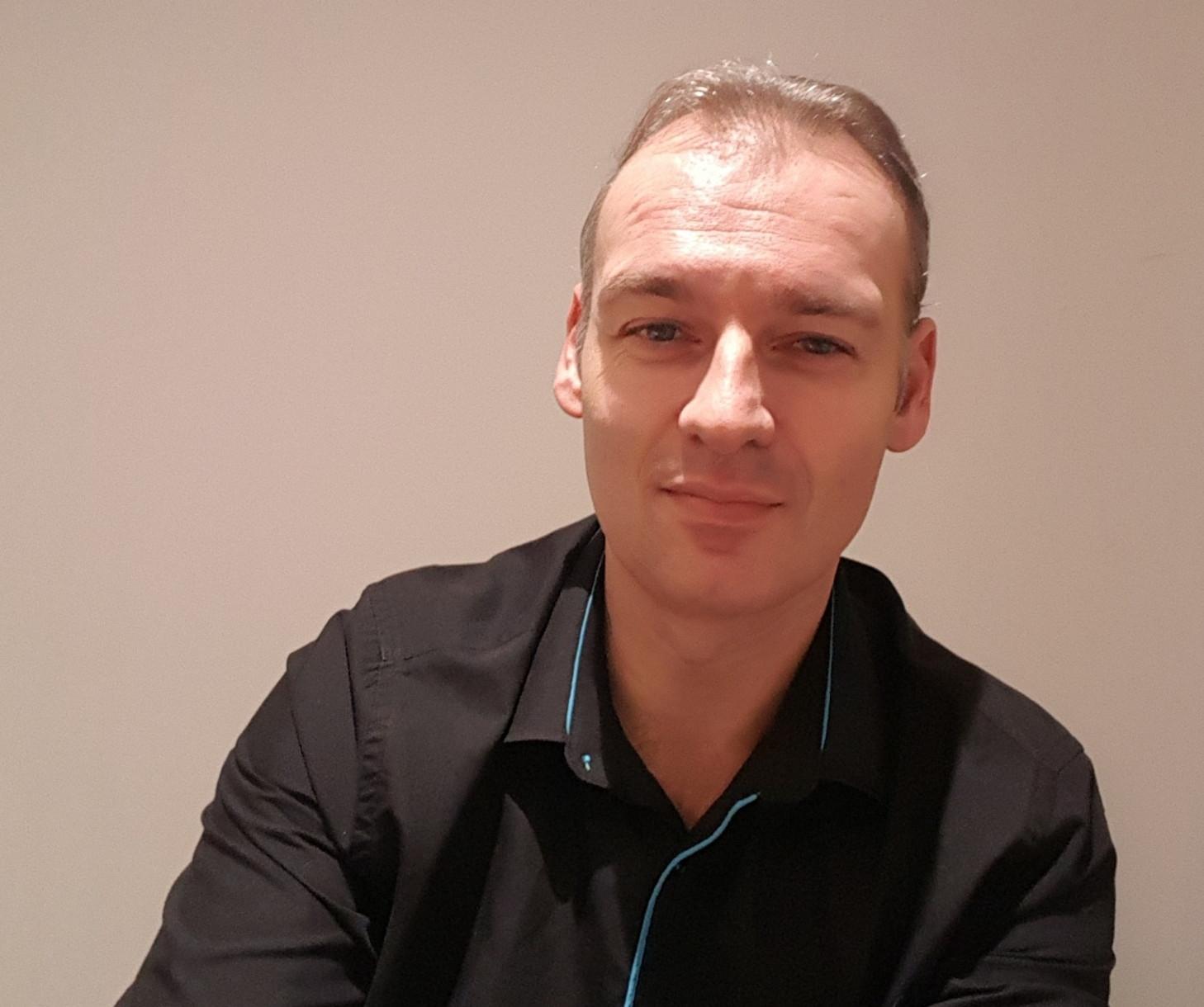 Alain Esmieu, gérant de AES Communication