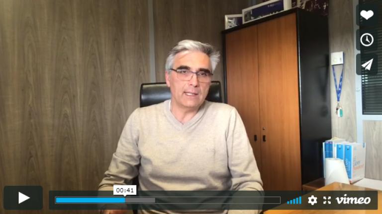 Interview HPI : Crise Covid, Didier Long, président de l'UDE 04